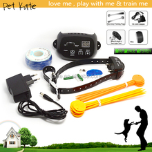 Hot Sale Pet Containment Wires Underground Dog Fence Kennel KD-660