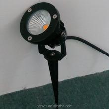 for yard or park COB high power ip65 solar led light garden lightings