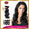 Yotchoi 6A grade raw 100% unprocessed virgin hair product brazilian virgin hair brazilian body wave Human Hair