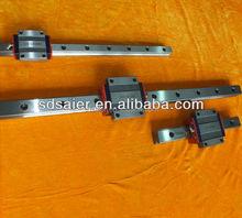 UP grade high precision guide rail SER-GD35WA linear motion slides, linear guideway
