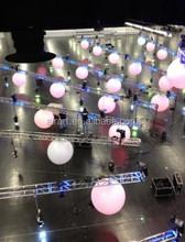 DMX control decoration group inflatable sphere