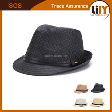 Korea hot selling sun hat straw hat for fashionable girls