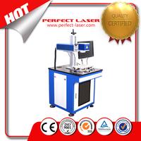 110 x 110mm Metal Medical instrument Laser Marking Equipment
