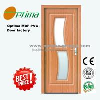 yongkang PVC interior design door factory