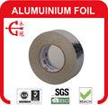 De fibra de vidrio reforzado cinta de papel de aluminio