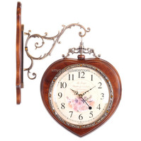 Old Style Wall Clocks Funny Designs Home Decor Dropshipping