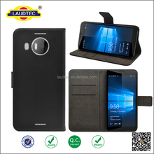 Luxury Slim PU Leather Flip Protective Magnetic Cover Case for Microsoft Lumia 950 XL