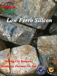 Low ferro silicon