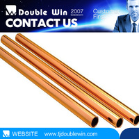 copper pipe in coil for air conditioner with best price per meter