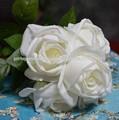 decoração de casamento flor carro