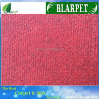 Updated branded nonwoven door mat