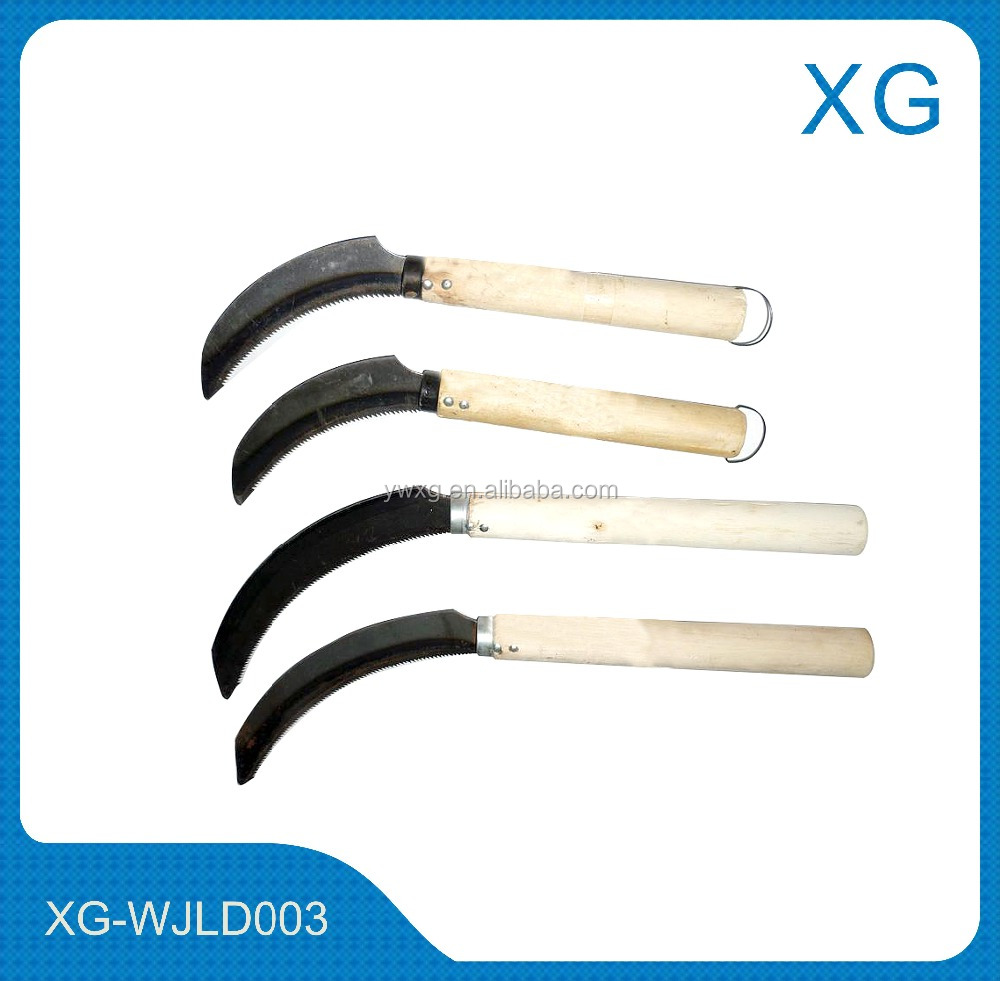 Agriculture sickles garden tools grass sickles farming for Gardening tools jakarta
