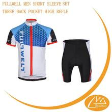 Wholesale Breathable comfortable clearance cycling jerseys with high quality