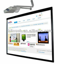 Cheap Price 80inch Finger Touch Optical Interactive Whiteboard for Demo on Meeting Room, School Use