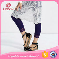 Hot sale kids silk pantyhose with lace socks manufacturer