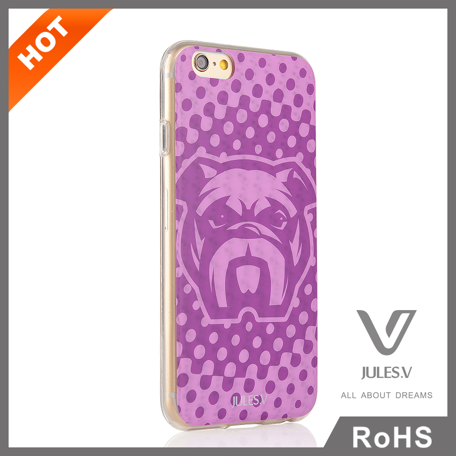 wholesale jewelry high quality cell phone case for iPhone 6s