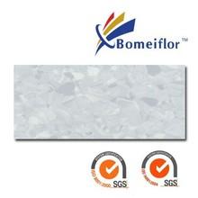 Anti-bacterial Bomeiflor Non-directional Homogeneous Vinyl Sheet Flooring BM3009