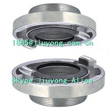 Storz Types Of Fire Hose Quick Coupling --- Male Thread