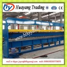 European Standard 3 Roll Bending Machine/ Plate Bending Machine/ Colored Steel Sheet Rolling Forming Machine