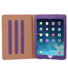 wholesale factory supply smart cover style case for ipad 5 case with stand
