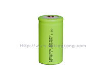 rechargeable nimh battery c// 1.2v c 3000mah battery/ ni-mh cylindrical rechargeable battery1.2v 3000ma