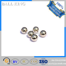 60mm g40 3with hole brushed stainless steel balls aisi420c wire clean