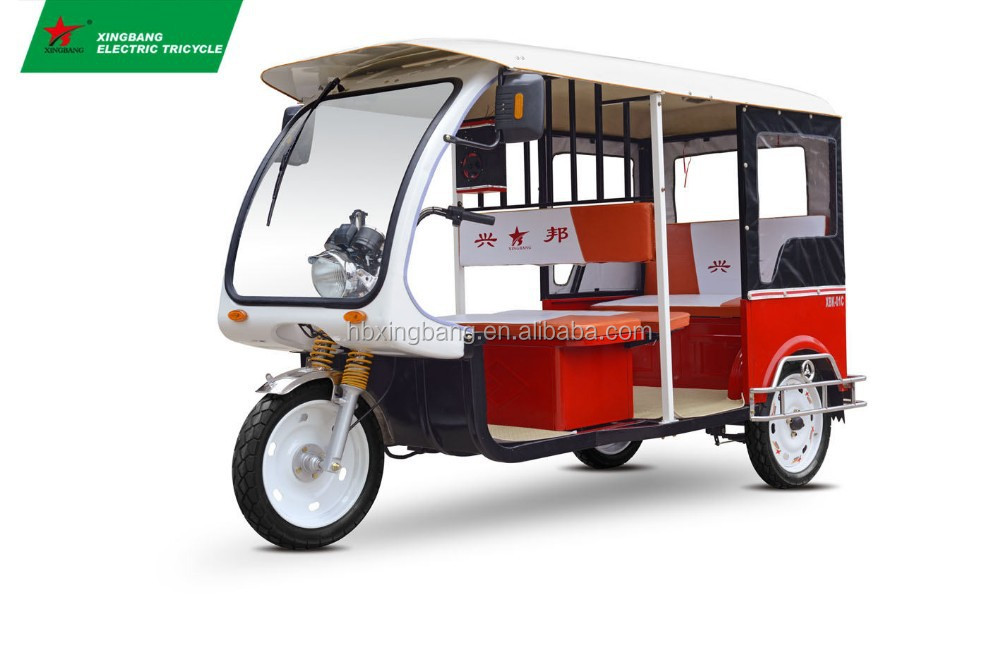 Motorized Tricycle Battery Motor Tricycle Rickshaw Buy