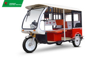 motorized tricycle/battery motor tricycle/rickshaw