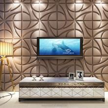 interior decoration 3d wall paper