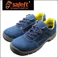 high quality blue hammer safety shoes