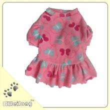 Lovely Girl Fleece Dress