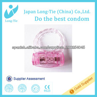 Box Package Super Vibrating Condom For Men and Women