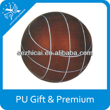 Good quality custom logo giveaway ideas squeeze stress ball soccer toys