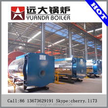 automatic small boiler with brand burner ,safety first boiler
