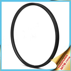 OEM Accept! 2015 YISHUNBIKE Good MTB Bicycle Carbon Rims Material 26 inch Tubeless Ready CX Mountain Bike 24mm Wide Rim XC26C-S
