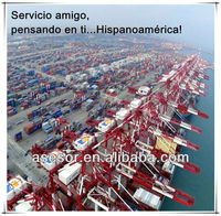 high quality sea freight from china consolidated shipment to Bolivia