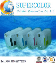 Supercolor Office supplier for hp 100 500 refillable ink cartridge