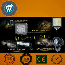 IP 67 27W LED Work Light, Bestsell Automobile Square IP 67 27W led work light for jeep/SUV/HEAVY TRUCK