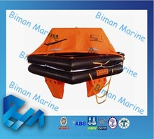 China Supply Solas Rubber Marine Life Rafts Made in China