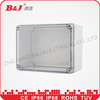 high quality IP68 plastic waterproof enclosure