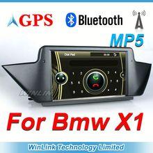 Original UI in dash dvd for BMW X1 E84 with gps