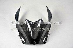 Carbon Fiber Tank Cover for Kawasaki ZX14 06-09