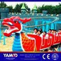 Los niños baratos juego& pequeña montaña rusa/dragón montaña/diapositivas dragon para la venta