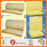 Rock wool blanket/rockwool/rock mineral wool felt building material