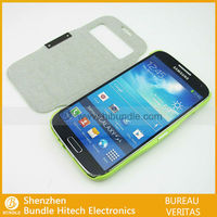 Sleep Cover smart Window Flip Wake Case for Samsung Galaxy S4 SIV i9500