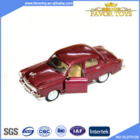 High quality children toys different color 1:32 pull back diecast model car