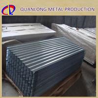 GI Galvanized Metal Roofing Corrugated Steel Sheet