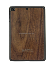 high quality Walnut/Cherry wooden case, natural wood case For Ipad mini3