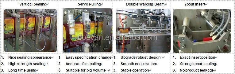 2014 low price top grade steam bun packaging machine