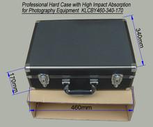 Aluminum Lockable Tool Box Flight Case KL-FT431